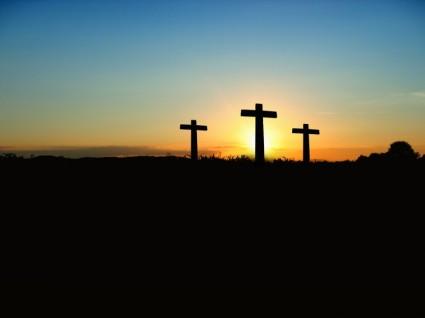 cross_sunset_sunrise_215697